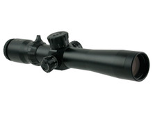 2-12x36 35mm SPARTAN SFP TACTICAL .308 BDC, MP-8 Dot ILLUM. RETICLE