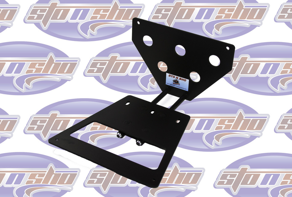 2013-2014 Ford Shelby Front Plate and Mounting Hardware