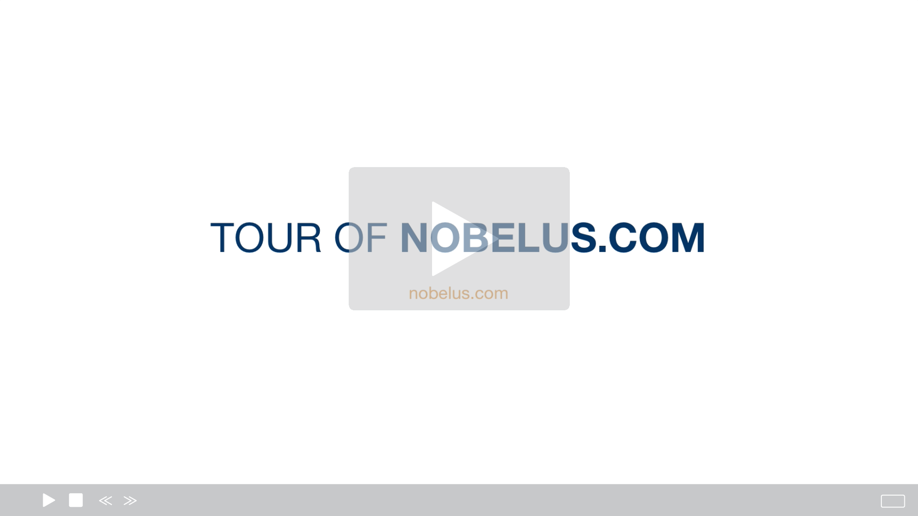 Tour of Nobelus.com