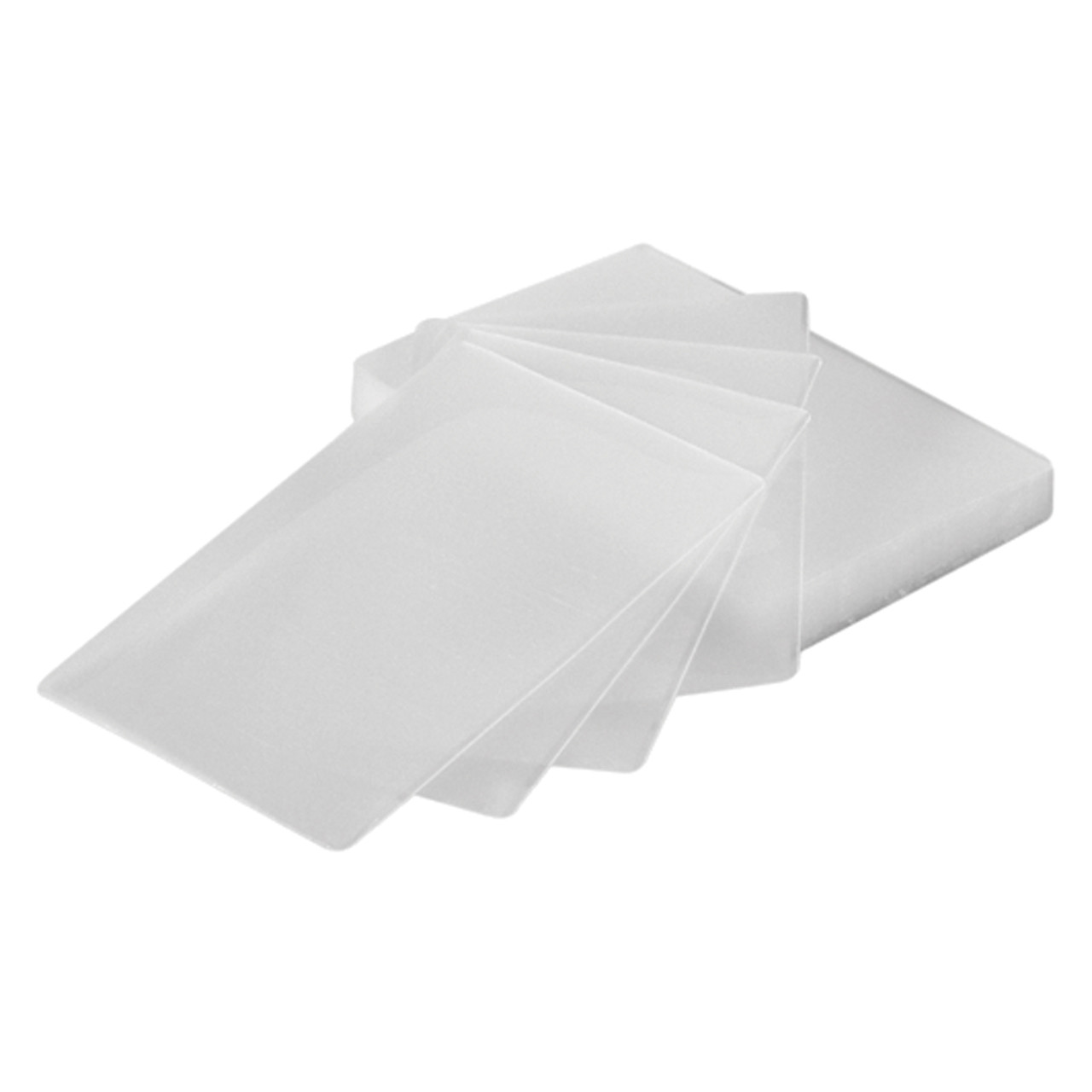 Protecta™ - Business Card Pouch - 2 1/4\