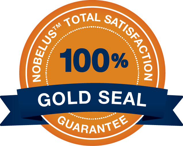100% Gold Seal