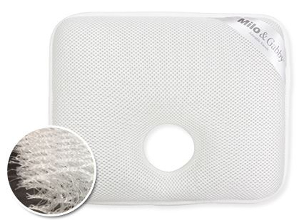 BABY PILLOW INSERT - 3D MESH