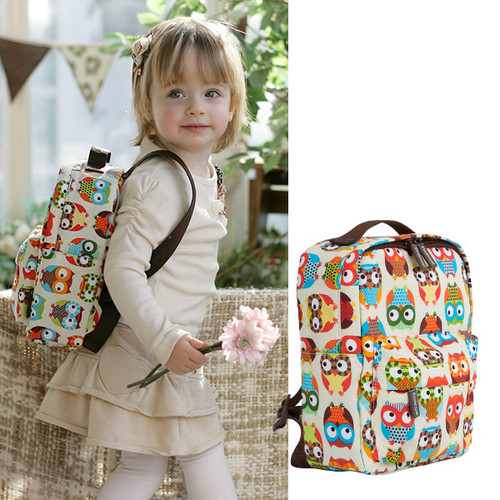 TODDLING BAG - WONDER OWL