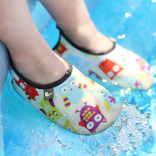 AQUA SHOES - WITTY OWL