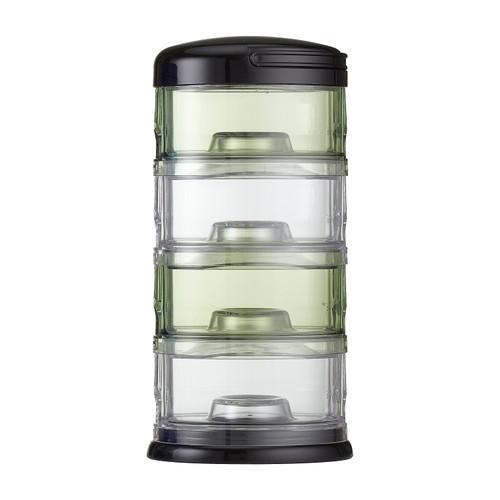 Packin' SMART® Stackables 4 Tier Essentials - Green
