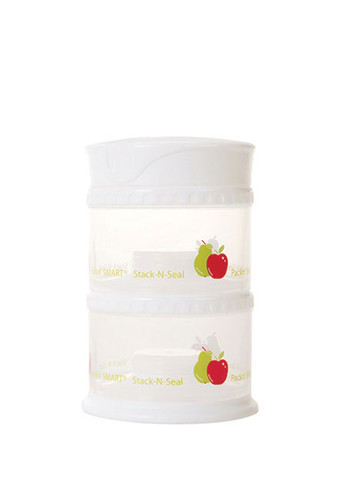 Packin' SMART® Twistable  2 Tier - Fruit / White
