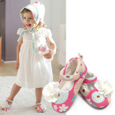 TODDLING SHOES - CONFETTI FLOWER