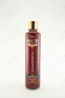 Master of Mixes Martini Gold Pomegranate Martini Mixer 375ml