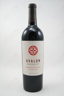 Avalon Napa Valley Cabernet Sauvignon 2010 750ml