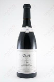 Qupe Estate Bottled Syrah 2005 750ml