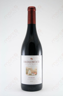 Bridlewood Central Coast Syrah 2006 750ml