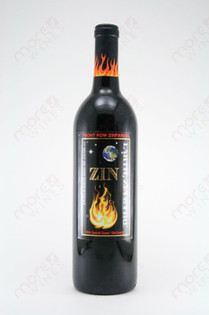 Earth, Zin, & Fire Front Row Zinfandel 750ml