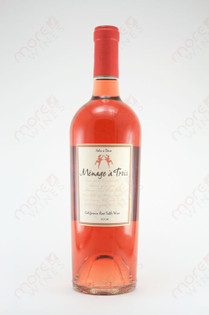 Menage a Trois California Rose Table Wine 750ml