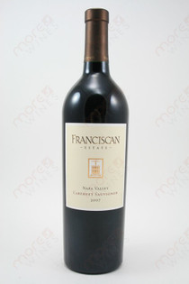 Franciscan Estate Napa Valley Cabernet Sauvignon
