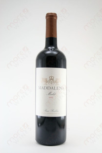 Maddalena Vineyard Paso Robles Merlot 2004 750ml
