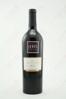 Jekel Vineyards Monterey Merlot 750ml