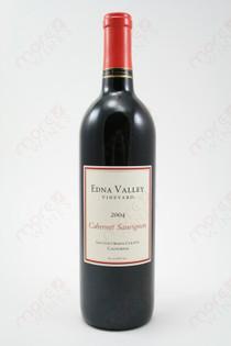Edna Valley Vineyard Cabernet Sauvignon 2004 750ml