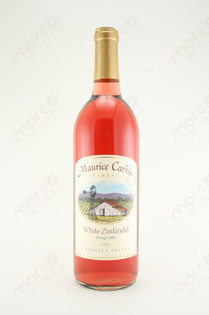 Maurice Carrie Winery White Zinfandel 750ml