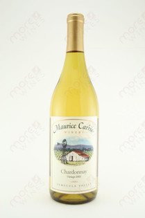 Maurice Carrie Winery Chardonnay 750ml