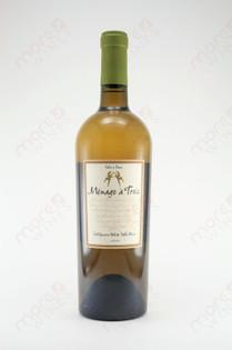 Menage a Trois White Table Wine 750ml