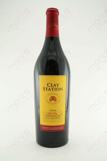 Clay Station Lodi Old Vine Zinfandel 750ml