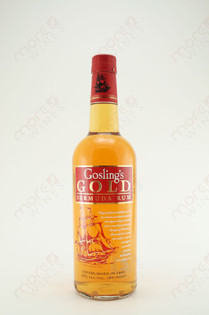 Gosling's Gold Rum 750ml