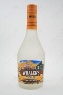 Whaler's Vanille Rum 750ml