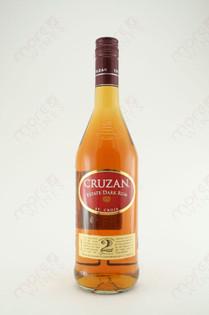 Cruzan Estate Dark Rum 750ml