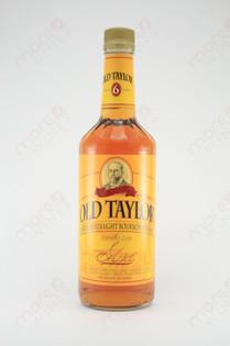 Old Taylor Bourbon 750ml