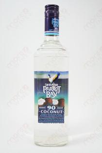 Captain Morgan Parrot Bay Coconut 90 Proof 750ml