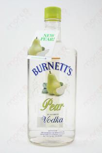 Burnett's Pear Vodka 750ml