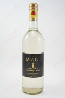 Maui Pineapple Rum 750ml