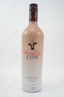 Naughty Cow Chocolate Milk Liqueur 750ml