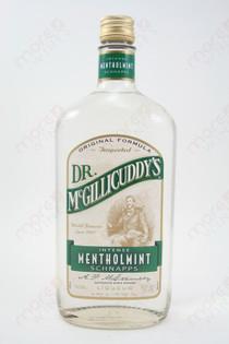 Dr. McGillicuddy's Mentholmint  Schnapps 750ml