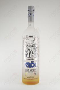 Krol Lemon Raspberry Vodka 750ml