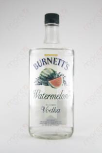 Burnett's Watermelon Vodka 750ml