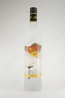 Three Olives Mango Vodka 750ml