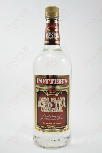 Potter S Long Island Iced Tea Review