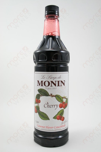 Monin Cherry Concentrate 750ml