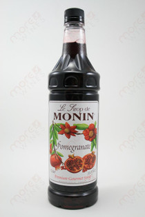 Monin Pomegranate Concentrate 750ml