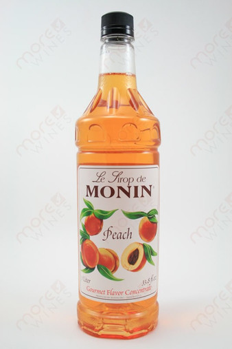 Monin Peach Concentrate 750ml