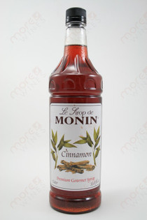 Monin Cinnamon Concentrate 750ml