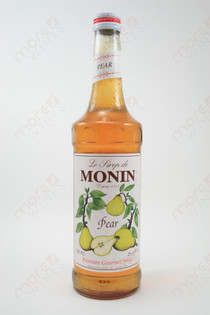 Monin Pear Concentrate 750ml