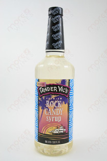 Trader Vic's Rock Candy Syrup 750ml