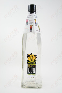 Island 808 Pineapple Vodka 750ml
