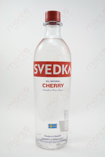 Svedka Cherry Vodka 750ml