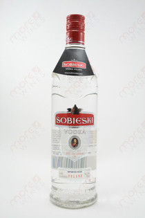 Sobieski Vodka 750ml