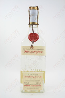 Schladerer Black Forest Himbeergeist Raspberry Brandy 750ml