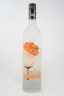Three Olives Orange Vodka 750ml