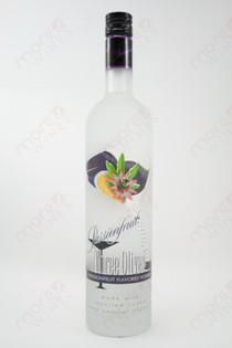 Three Olives Passion Fruit Vodka 750ml